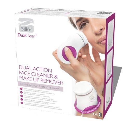 Silkn Dual Clean Make up Remover