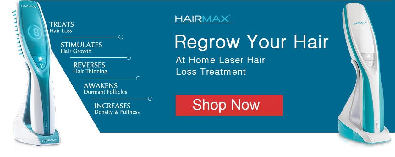 Hairmax Banner
