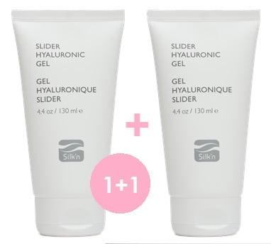 Silkn Slider gel - Double pack deal