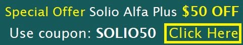 Solio_Alfa_sale_with_$50_off_coupon_SOLIO50