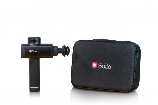 Solio Gun Massager case
